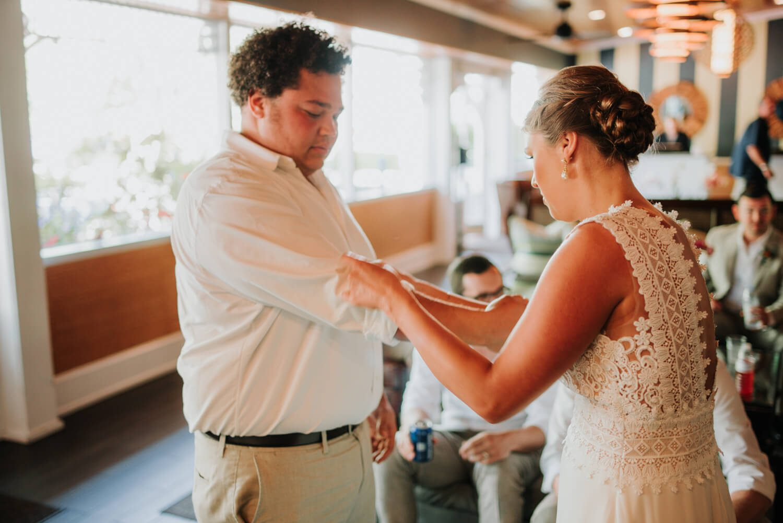 Ocean Key Wedding Key West 35 - Ocean Key Wedding - Key West Wedding Photographer - Emily & Pat