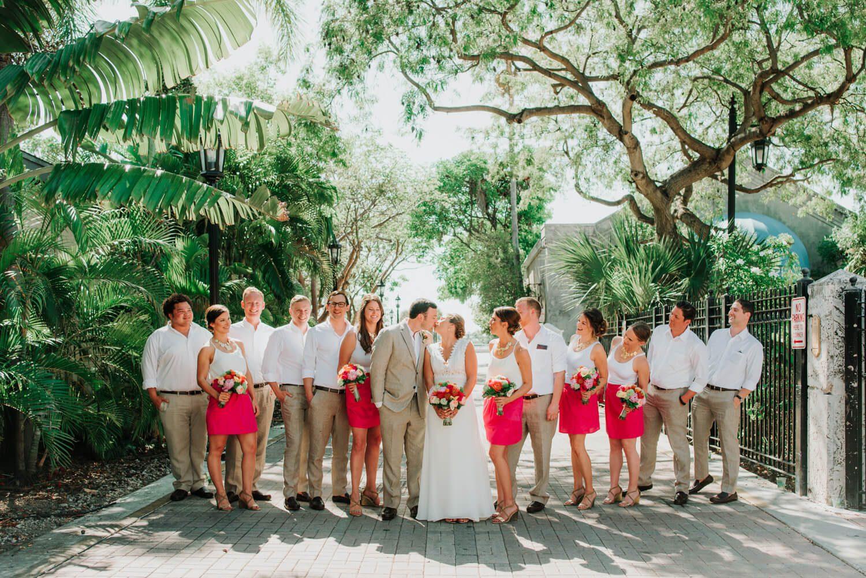 Ocean Key Wedding Key West 37 - Ocean Key Wedding - Key West Wedding Photographer - Emily & Pat
