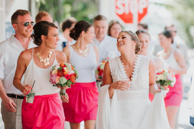 Ocean Key Wedding Key West 38 - Ocean Key Wedding - Key West Wedding Photographer - Emily & Pat