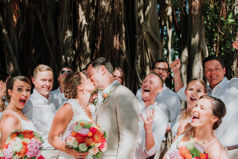 Ocean Key Wedding Key West 42 - Ocean Key Wedding - Key West Wedding Photographer - Emily & Pat