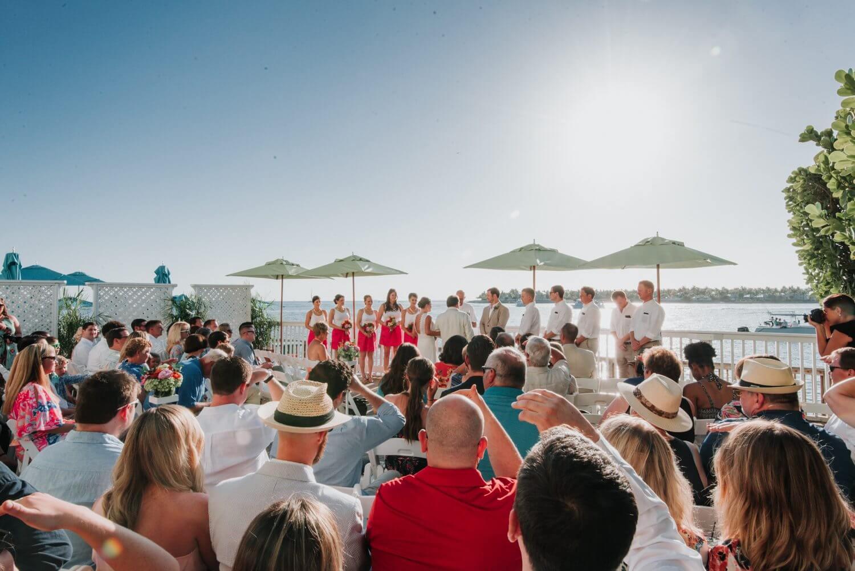 Ocean Key Wedding Key West 71 - Ocean Key Wedding - Key West Wedding Photographer - Emily & Pat