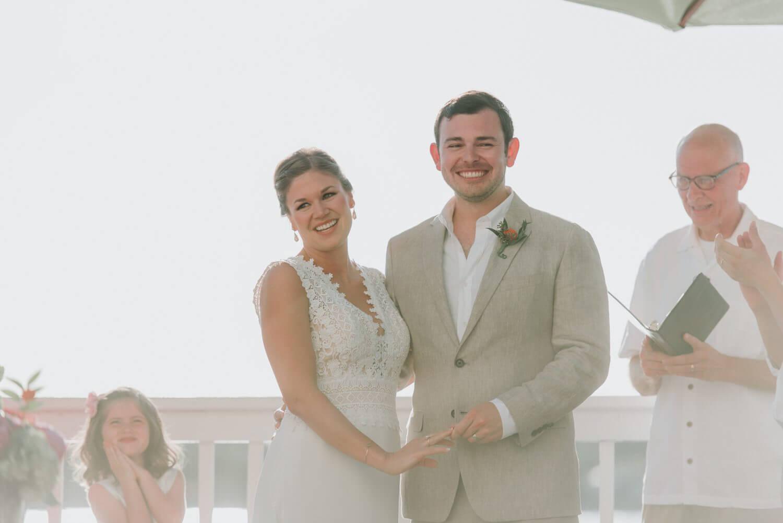 Ocean Key Wedding Key West 78 - Ocean Key Wedding - Key West Wedding Photographer - Emily & Pat
