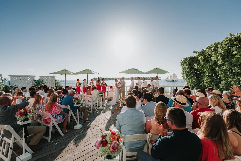 Ocean Key Wedding Key West 79 - Ocean Key Wedding - Key West Wedding Photographer - Emily & Pat