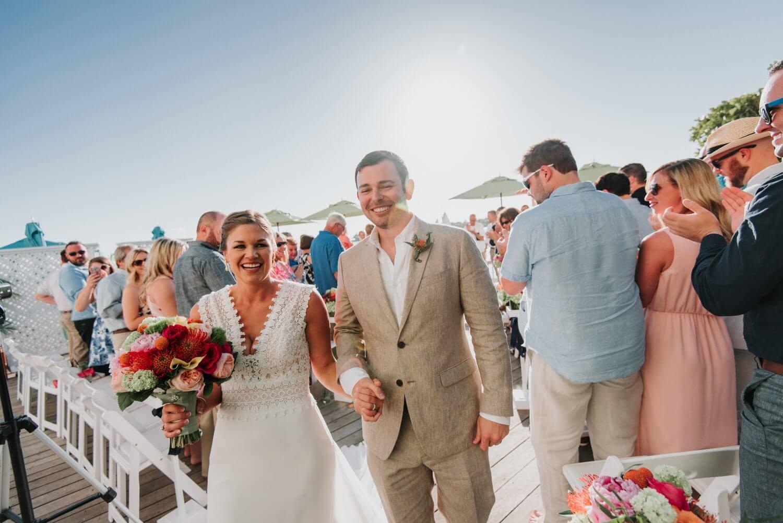 Ocean Key Wedding Key West 81 - Ocean Key Wedding - Key West Wedding Photographer - Emily & Pat