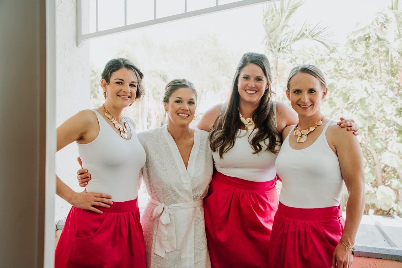 Ocean Key Wedding Key West 9 - Ocean Key Wedding - Key West Wedding Photographer - Emily & Pat