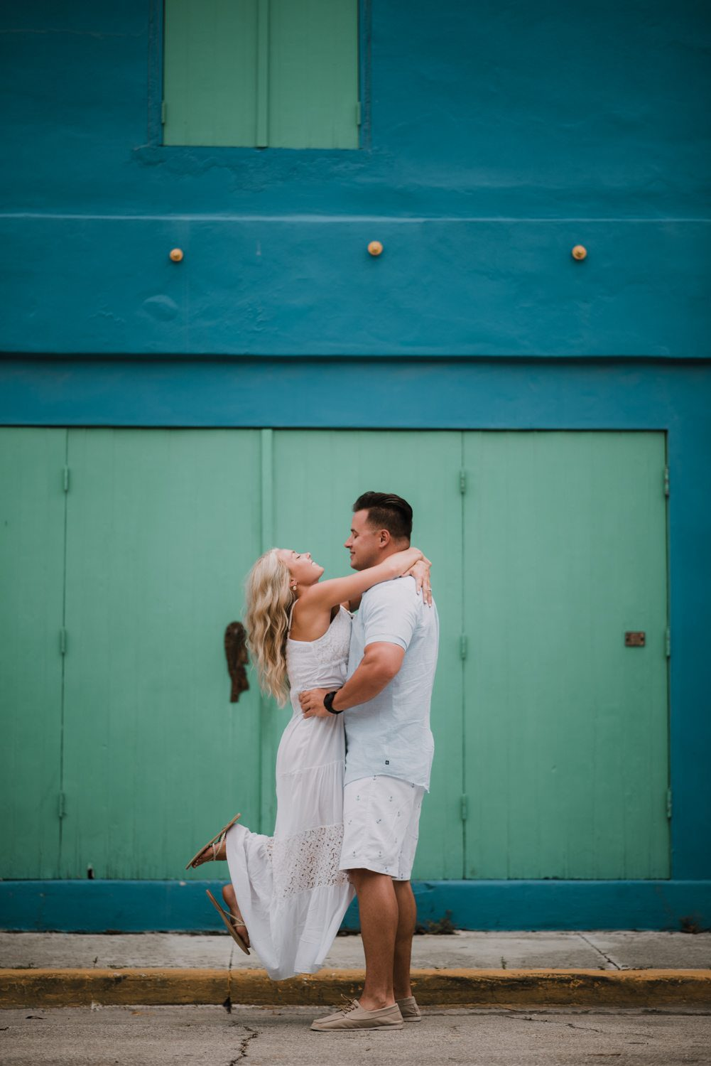 fort zachary taylor snipes key west engagement 10 - Key West Engagement Session - Cecilia & Dominick