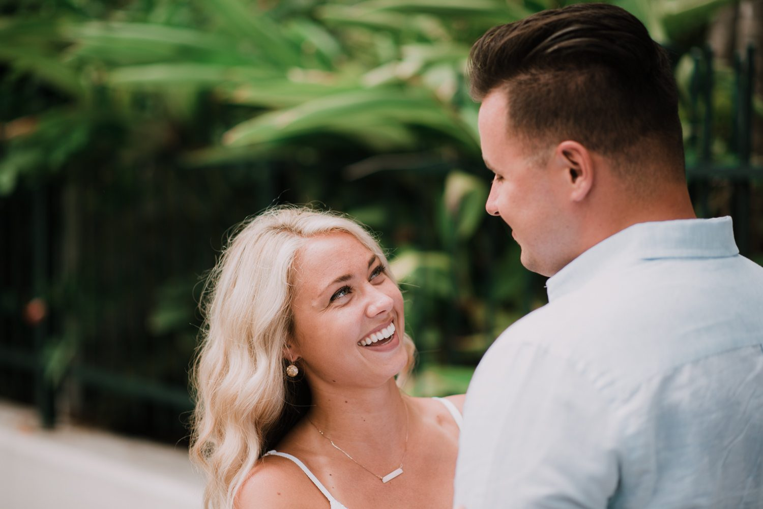 fort zachary taylor snipes key west engagement 13 - Key West Engagement Session - Cecilia & Dominick