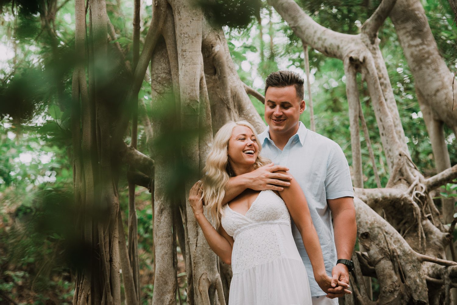 fort zachary taylor snipes key west engagement 16 - Key West Engagement Session - Cecilia & Dominick