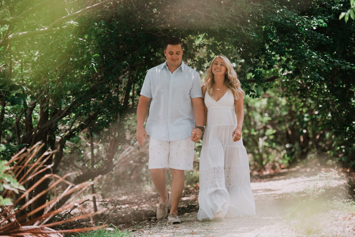 fort zachary taylor snipes key west engagement 17 - Key West Engagement Session - Cecilia & Dominick