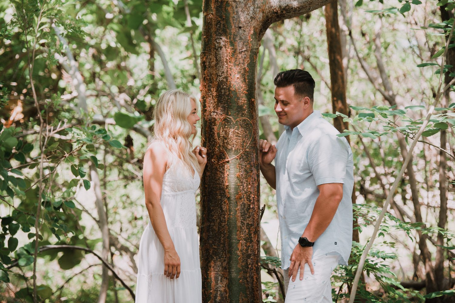 fort zachary taylor snipes key west engagement 18 - Key West Engagement Session - Cecilia & Dominick