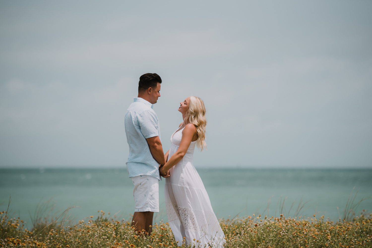 fort zachary taylor snipes key west engagement 23 - Key West Engagement Session - Cecilia & Dominick