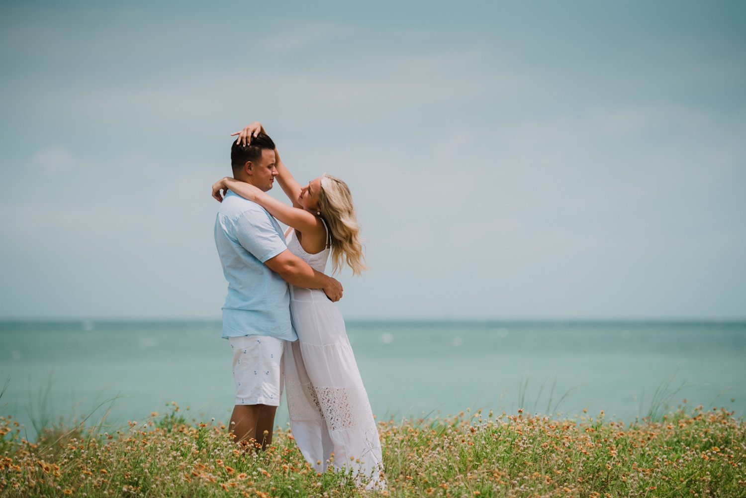 fort zachary taylor snipes key west engagement 24 - Key West Engagement Session - Cecilia & Dominick