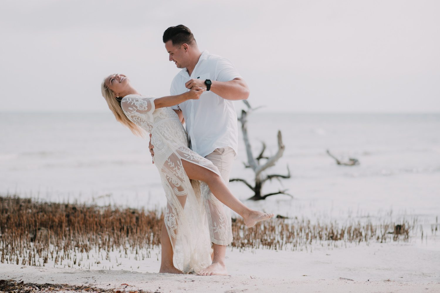 fort zachary taylor snipes key west engagement 30 - Key West Engagement Session - Cecilia & Dominick