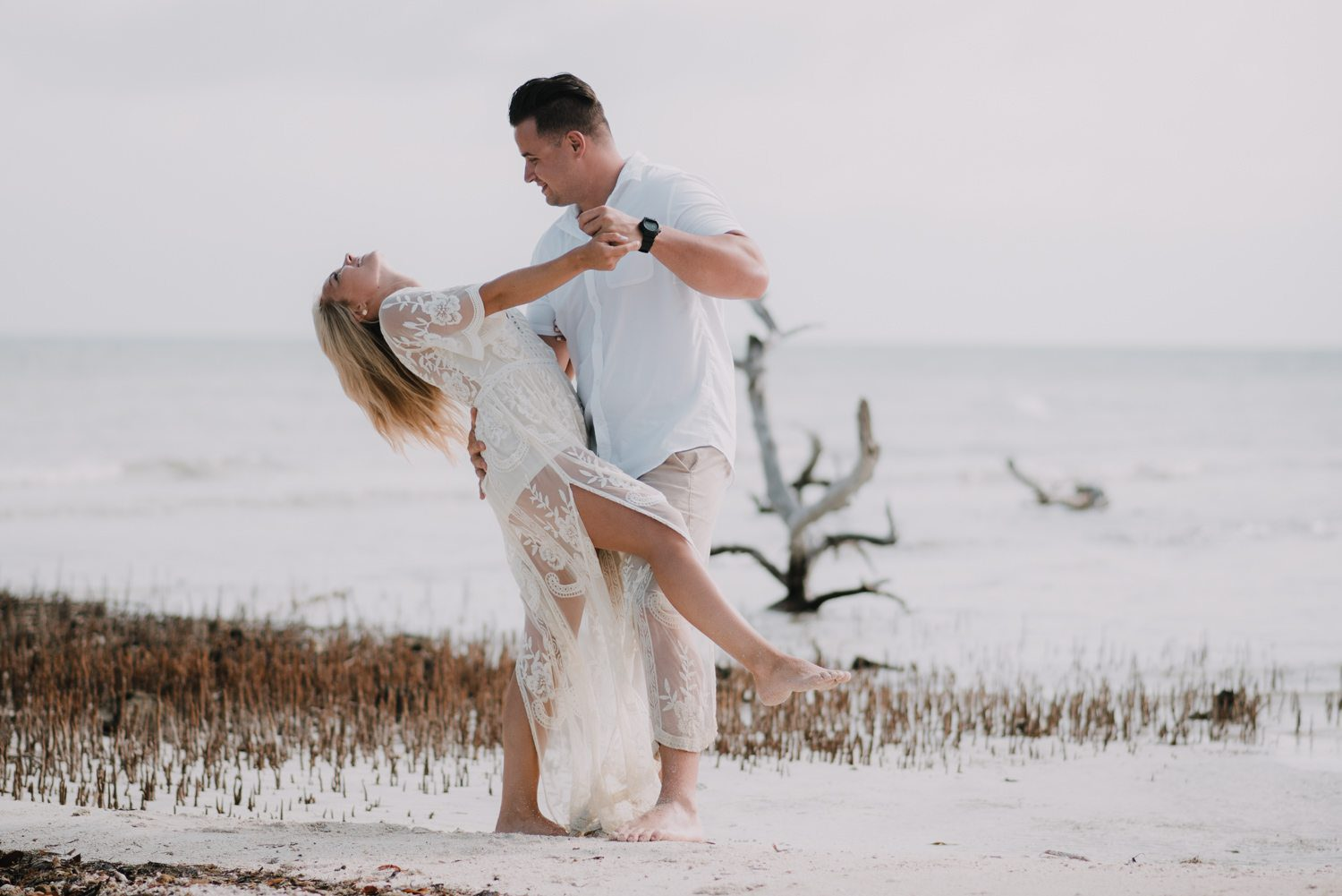 fort zachary taylor snipes key west engagement 31 - Key West Engagement Session - Cecilia & Dominick