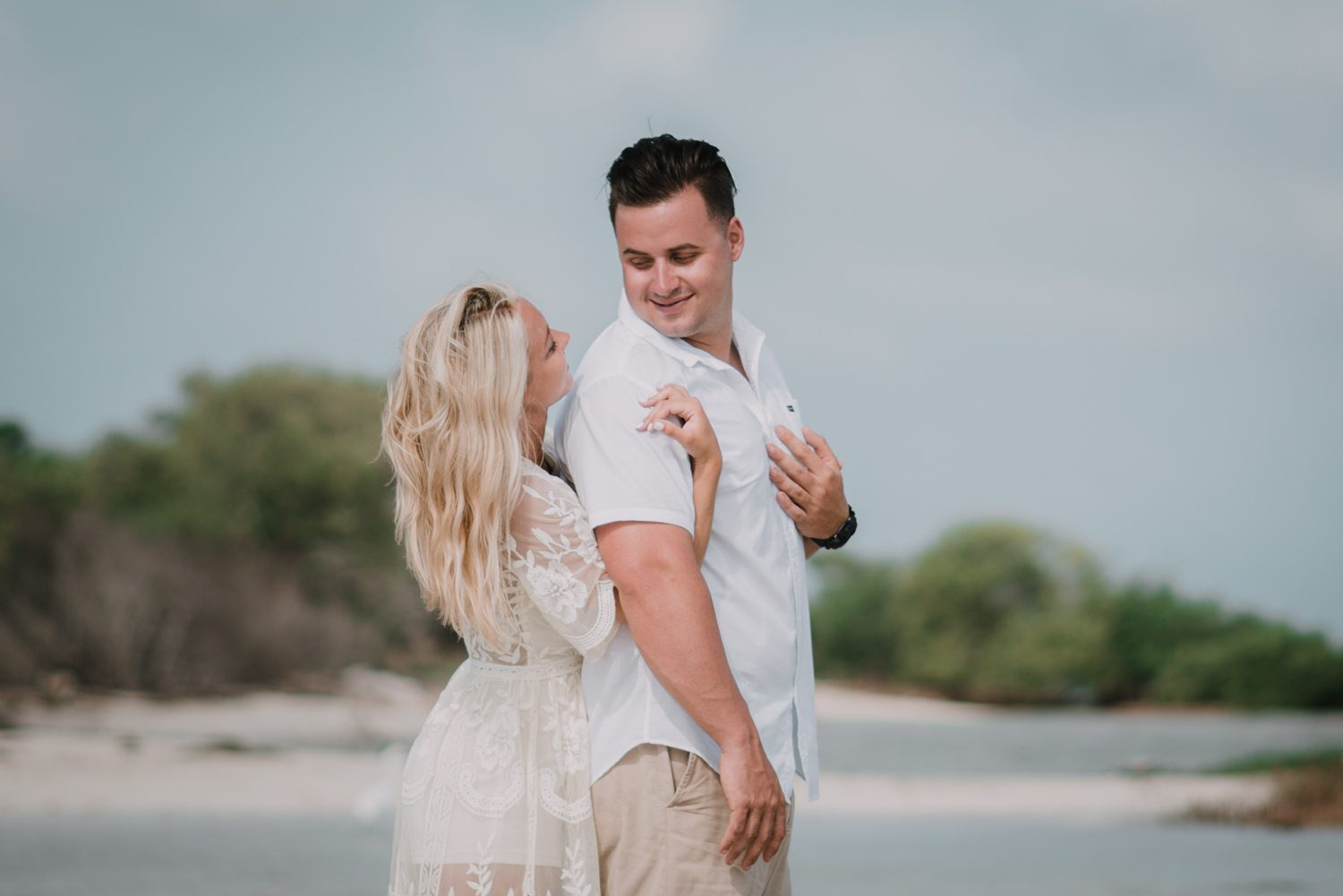 fort zachary taylor snipes key west engagement 35 - Key West Engagement Session - Cecilia & Dominick