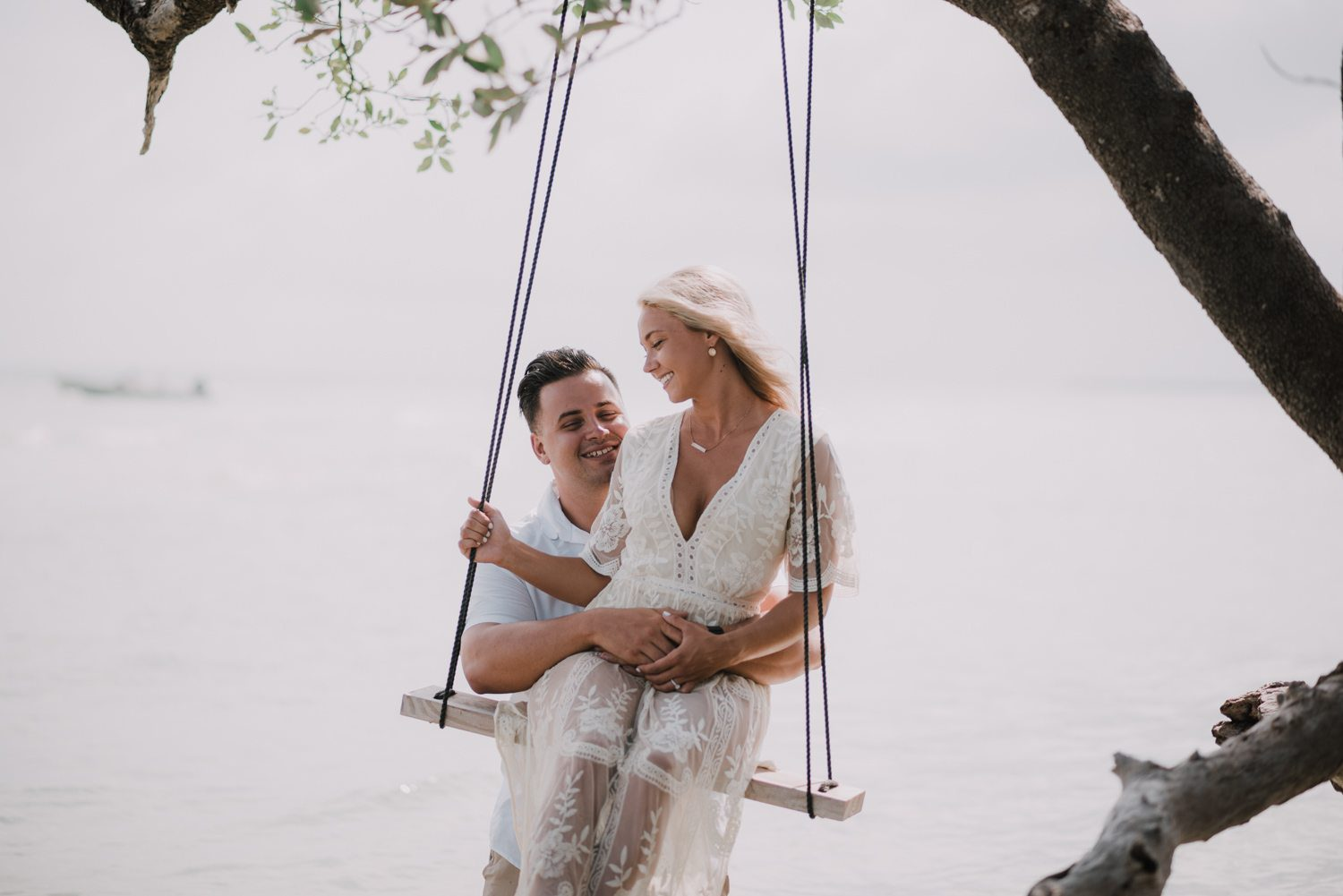 fort zachary taylor snipes key west engagement 39 - Key West Engagement Session - Cecilia & Dominick