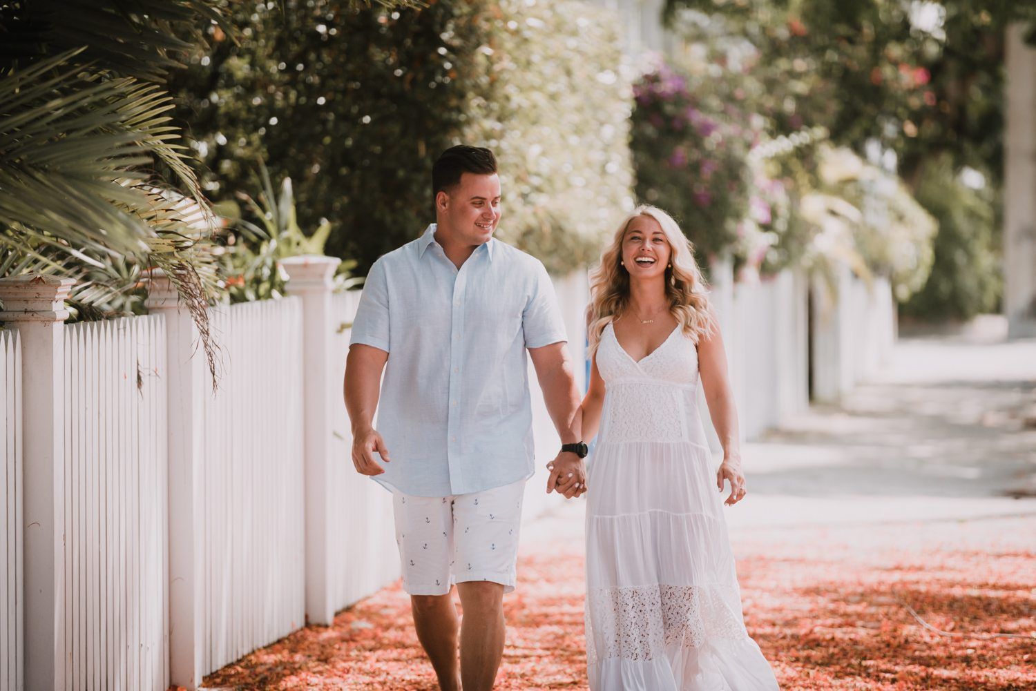 fort zachary taylor snipes key west engagement 4 - Key West Engagement Session - Cecilia & Dominick