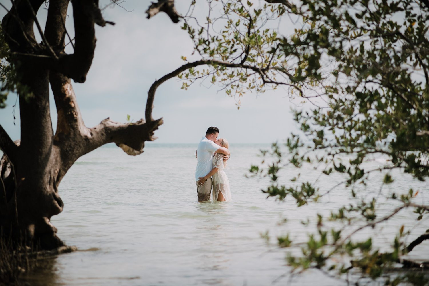fort zachary taylor snipes key west engagement 41 - Key West Engagement Session - Cecilia & Dominick