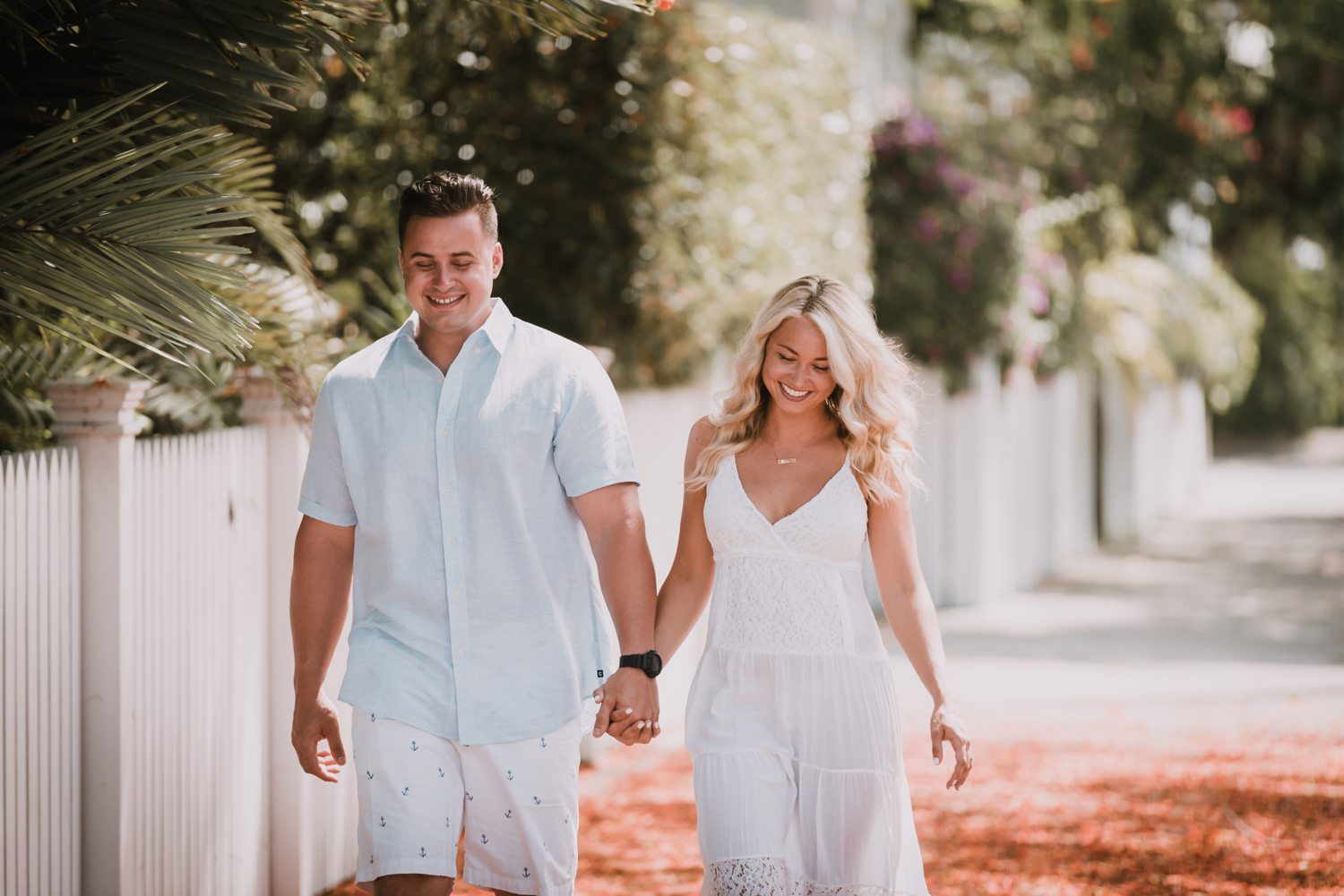fort zachary taylor snipes key west engagement 5 - Key West Engagement Session - Cecilia & Dominick