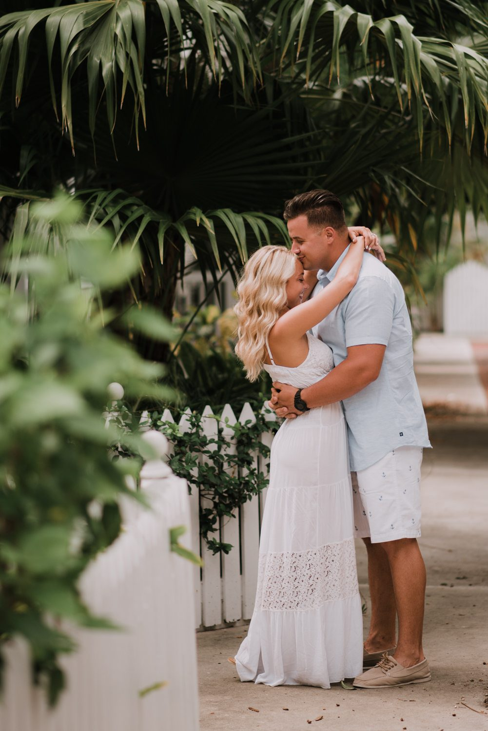 fort zachary taylor snipes key west engagement 6 - Key West Engagement Session - Cecilia & Dominick