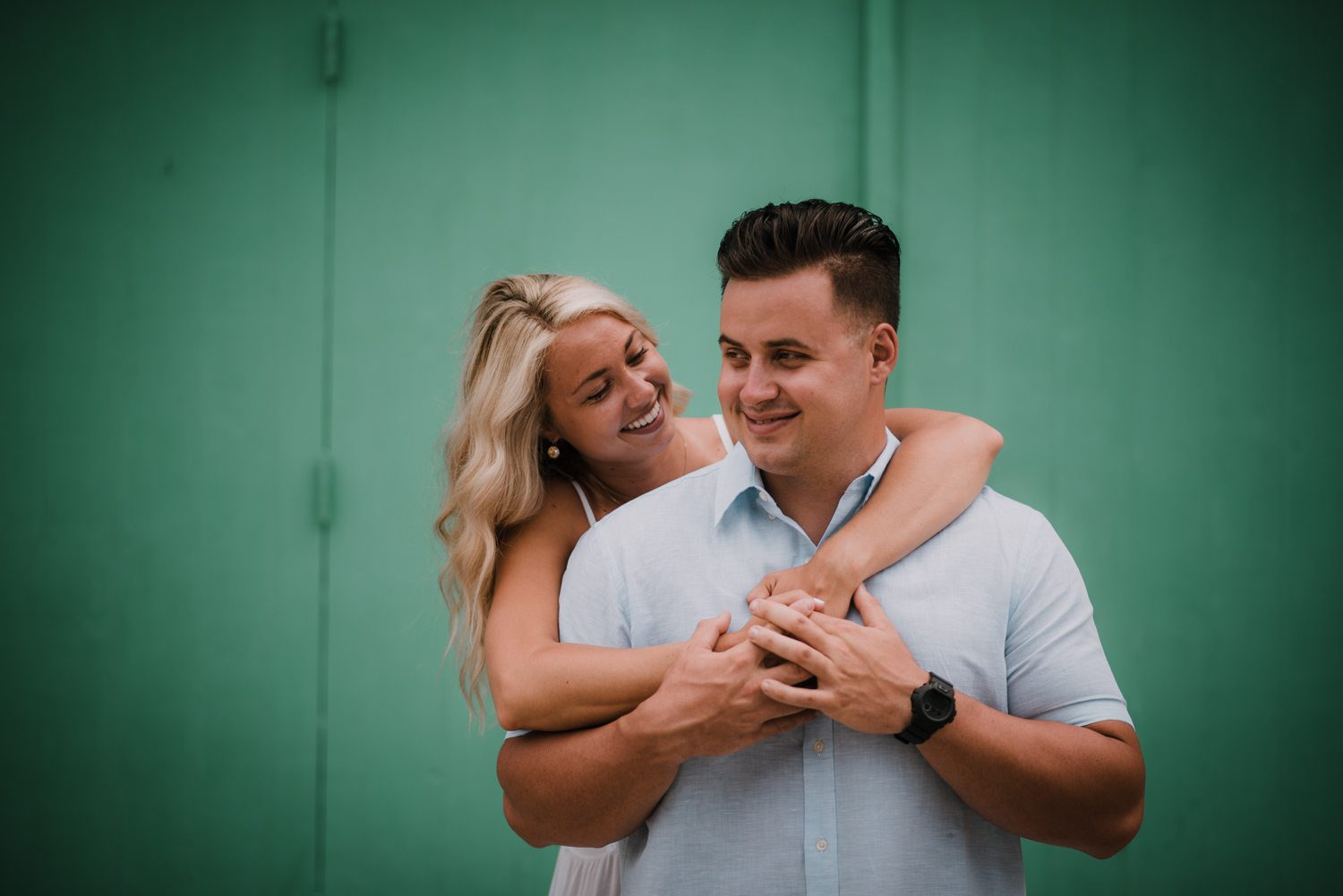 fort zachary taylor snipes key west engagement 7 - Key West Engagement Session - Cecilia & Dominick