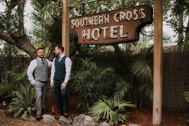 hyatt centric key west wedding 12 - Kyle & Neil | Hyatt Centric Key West | Key West Wedding Photographer