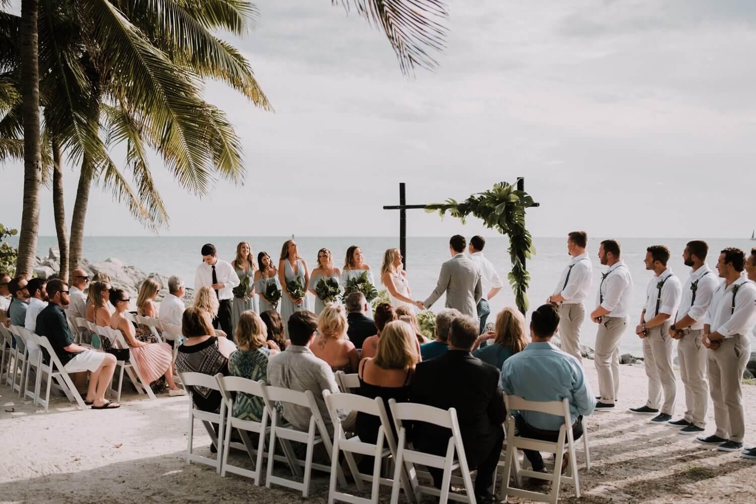 hyatt centric key west wedding 43 1 - Key West Wedding Photographer - Samantha & Alex - Summer Fete in Key West