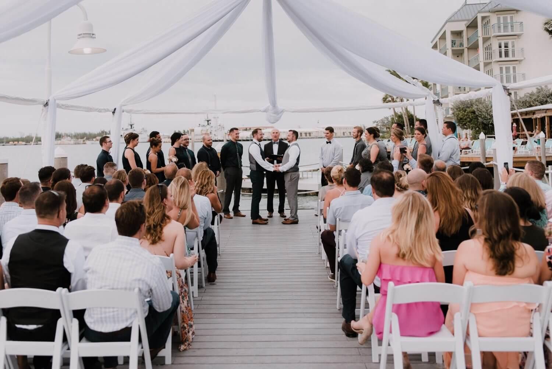 hyatt centric key west wedding 44 - Kyle & Neil | Hyatt Centric Key West | Key West Wedding Photographer
