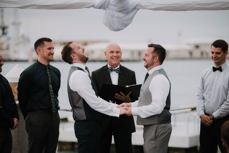hyatt centric key west wedding 46 - Kyle & Neil | Hyatt Centric Key West | Key West Wedding Photographer