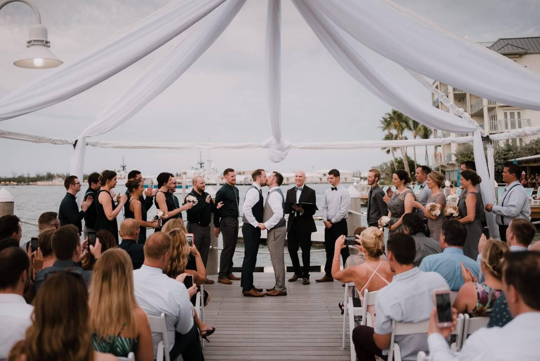 hyatt centric key west wedding 52 - Kyle & Neil | Hyatt Centric Key West | Key West Wedding Photographer