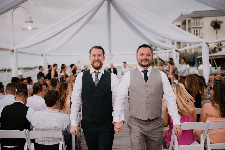 hyatt centric key west wedding 55 - Kyle & Neil | Hyatt Centric Key West | Key West Wedding Photographer