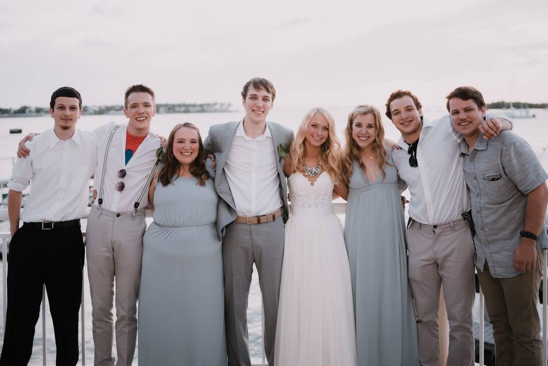 hyatt centric key west wedding 69 1 - Key West Wedding Photographer - Samantha & Alex - Summer Fete in Key West