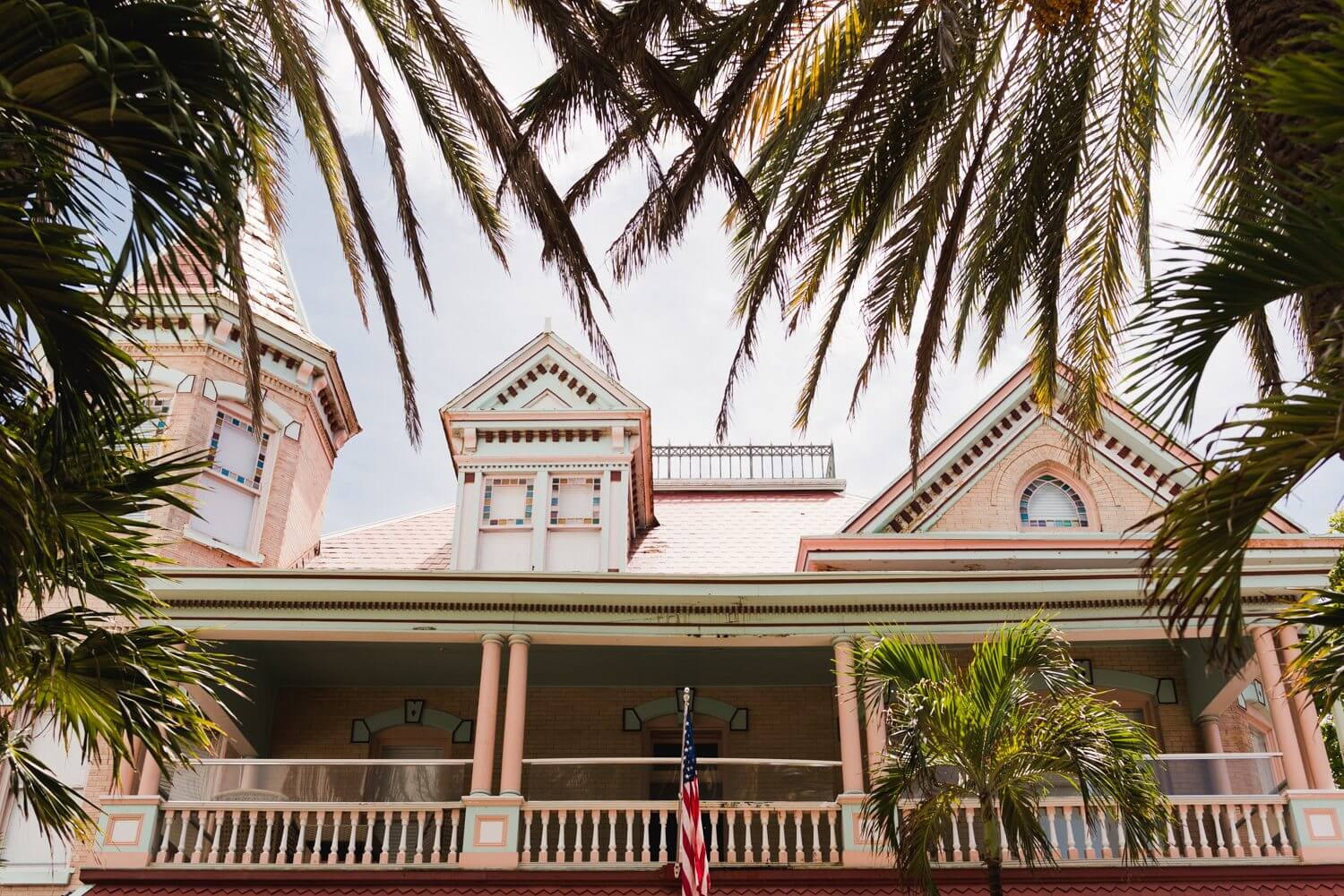 Freas Photography Southernmost House Wedding 18 - Boho Styled Key West Wedding at the Southernmost House in Key West, Florida