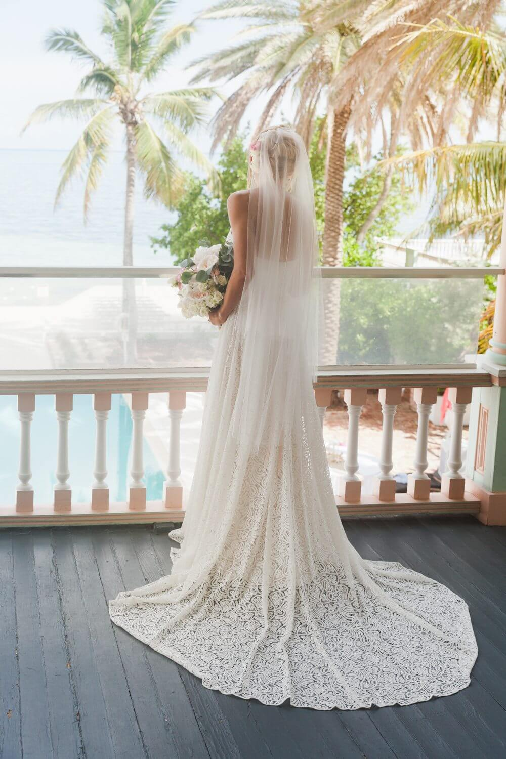 Freas Photography Southernmost House Wedding 42 - Boho Styled Key West Wedding at the Southernmost House in Key West, Florida