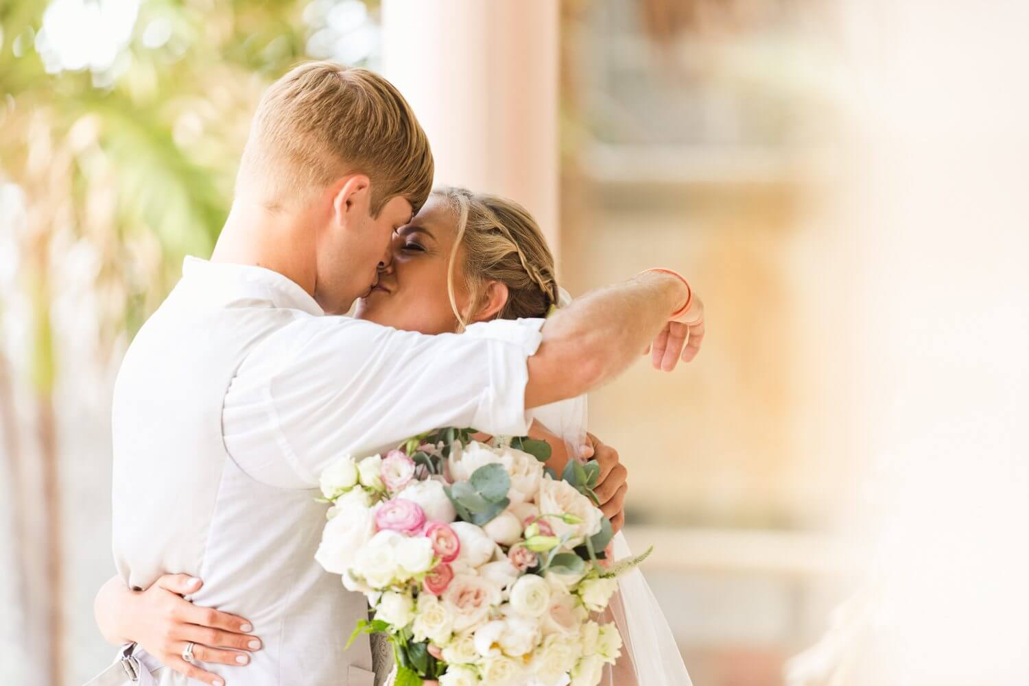 Freas Photography Southernmost House Wedding 52 - Boho Styled Key West Wedding at the Southernmost House in Key West, Florida