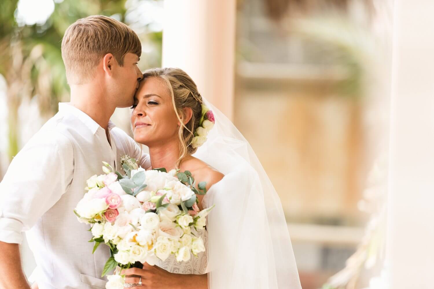 Freas Photography Southernmost House Wedding 53 - Boho Styled Key West Wedding at the Southernmost House in Key West, Florida