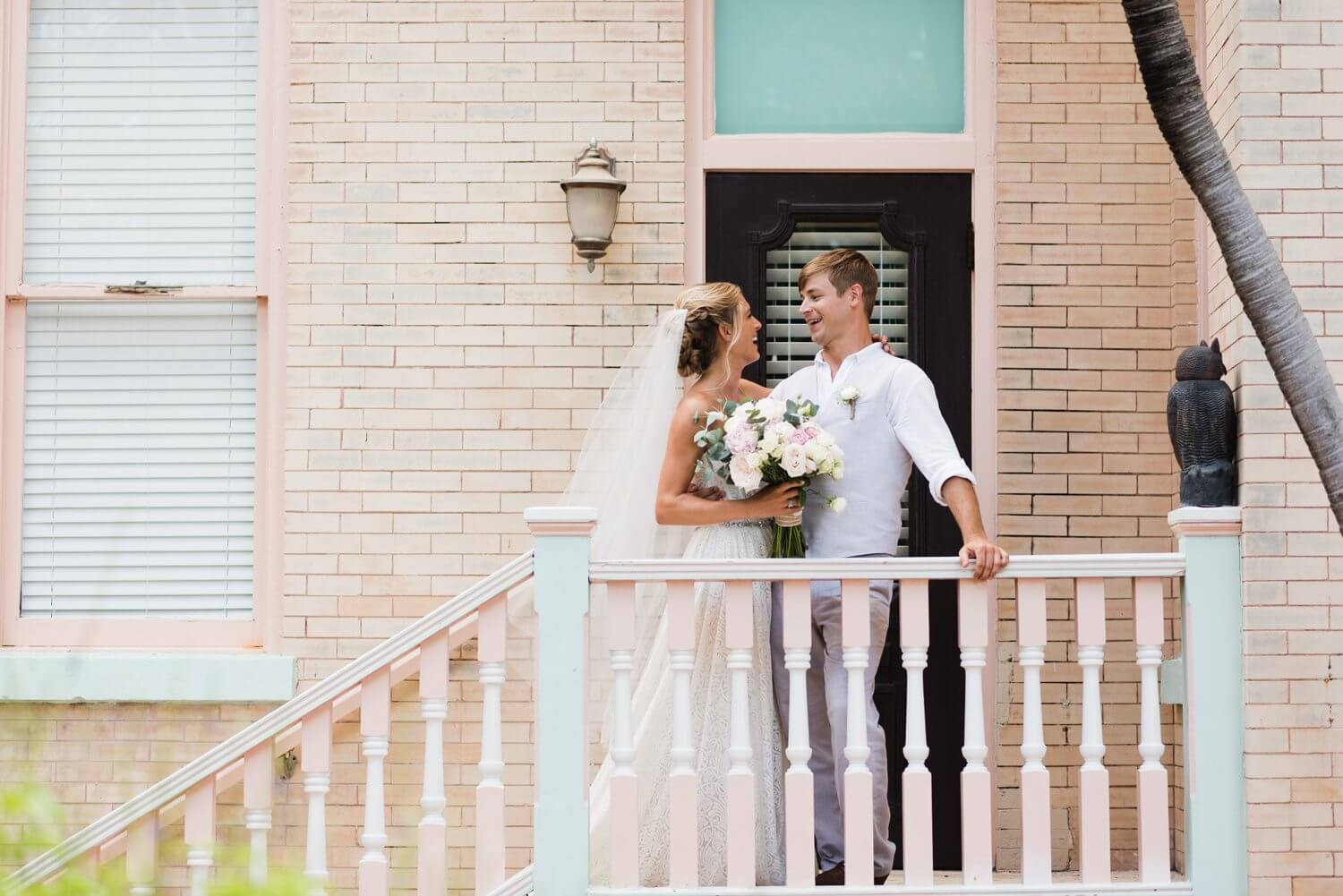 Freas Photography Southernmost House Wedding 54 - Boho Styled Key West Wedding at the Southernmost House in Key West, Florida
