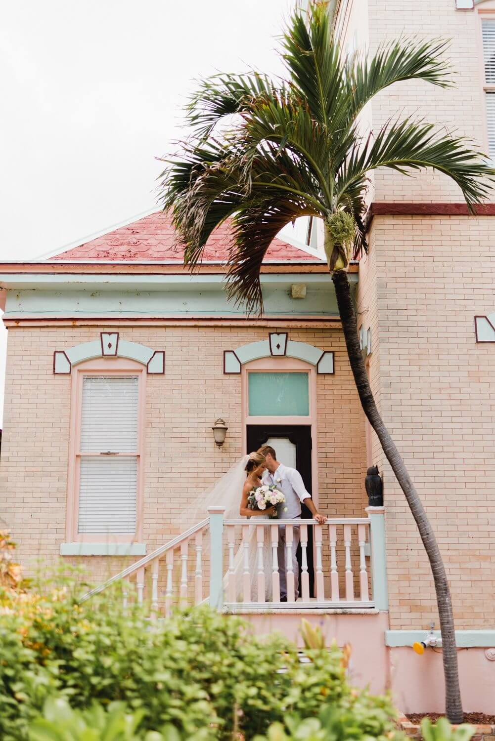 Freas Photography Southernmost House Wedding 55 - Boho Styled Key West Wedding at the Southernmost House in Key West, Florida