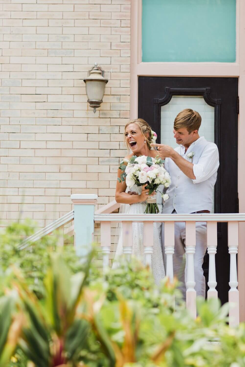 Freas Photography Southernmost House Wedding 56 - Boho Styled Key West Wedding at the Southernmost House in Key West, Florida