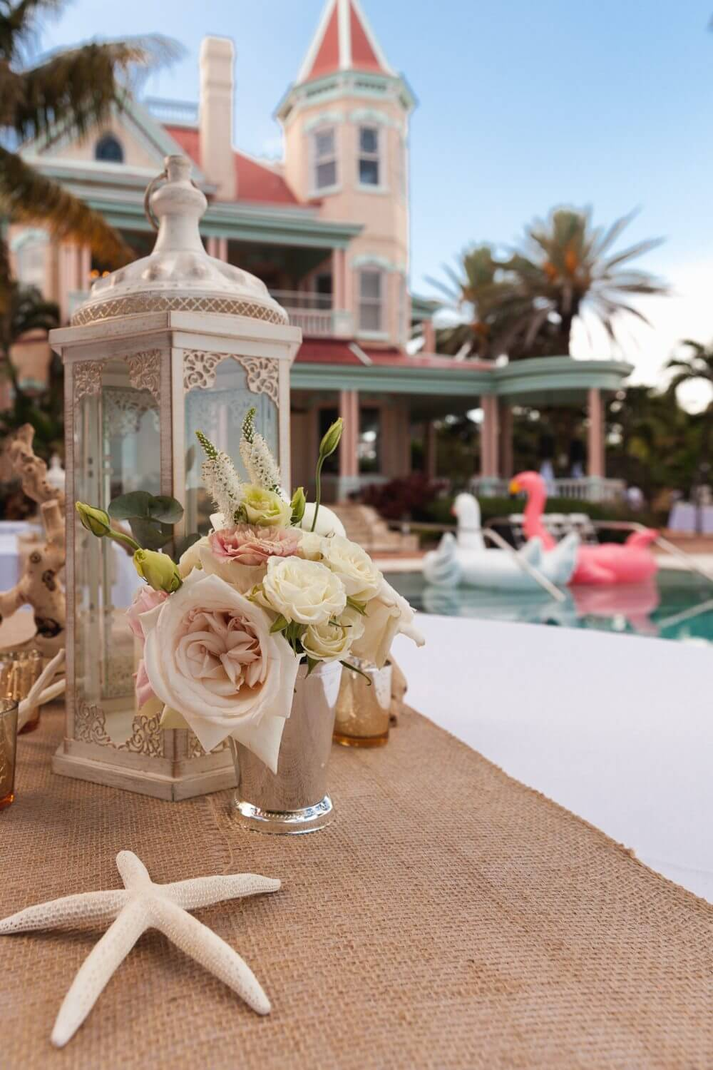 Freas Photography Southernmost House Wedding 67 - Boho Styled Key West Wedding at the Southernmost House in Key West, Florida