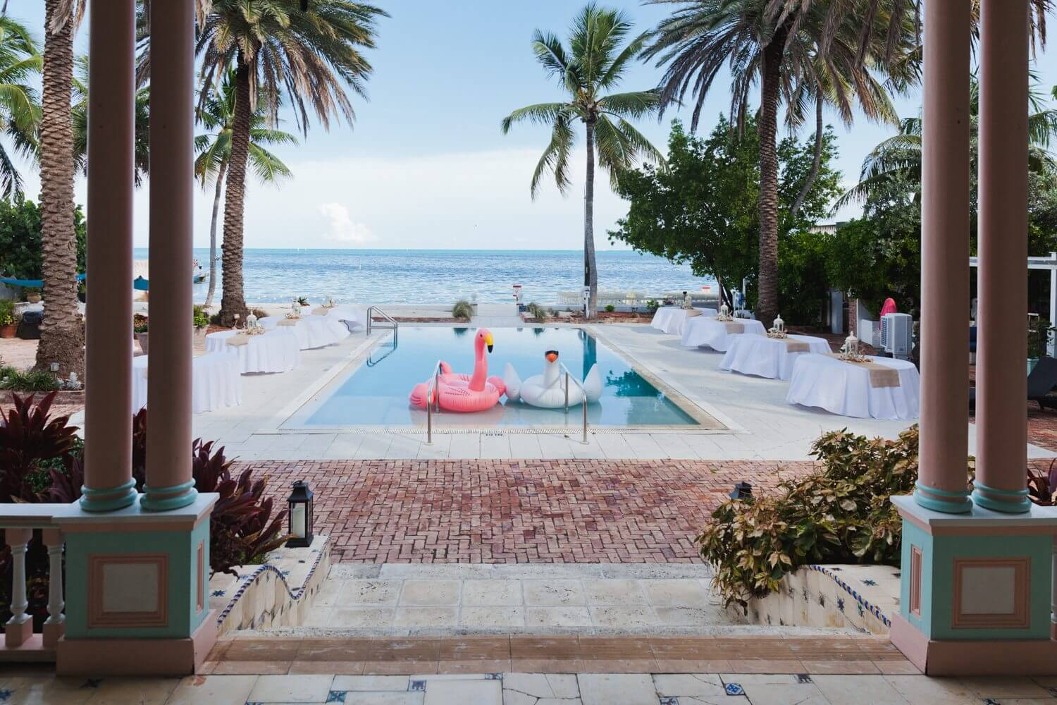 Freas Photography Southernmost House Wedding 68 - Boho Styled Key West Wedding at the Southernmost House in Key West, Florida