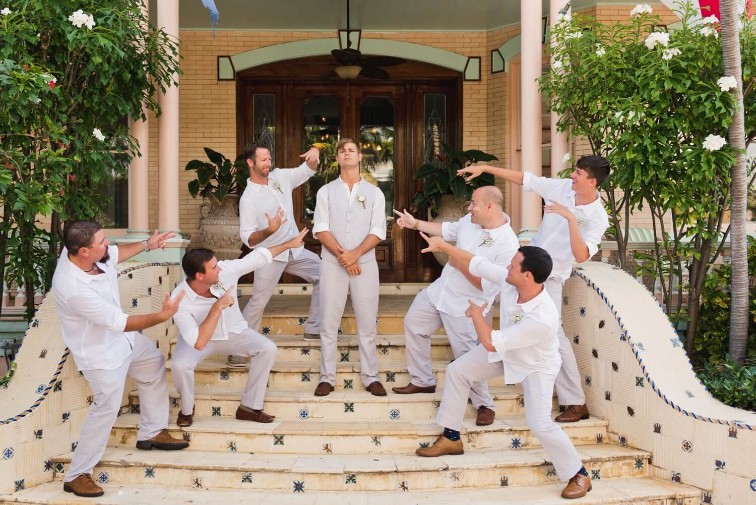 Freas Photography Southernmost House Wedding 74 - Boho Styled Key West Wedding at the Southernmost House in Key West, Florida