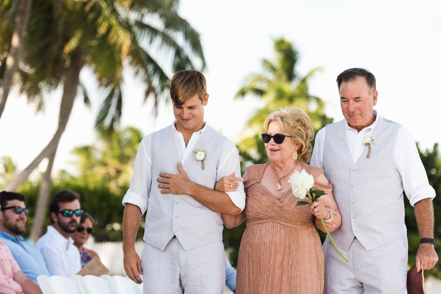 Freas Photography Southernmost House Wedding 85 - Boho Styled Key West Wedding at the Southernmost House in Key West, Florida