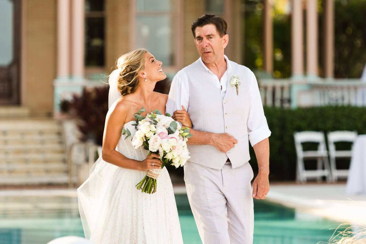 Freas Photography Southernmost House Wedding 91 - Boho Styled Key West Wedding at the Southernmost House in Key West, Florida