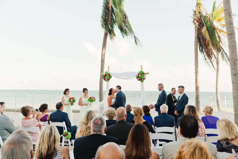 michael freas photographyhyatt centric wedding 58 - Katie & Matt - Hyatt Centric - Key West Wedding Photographer